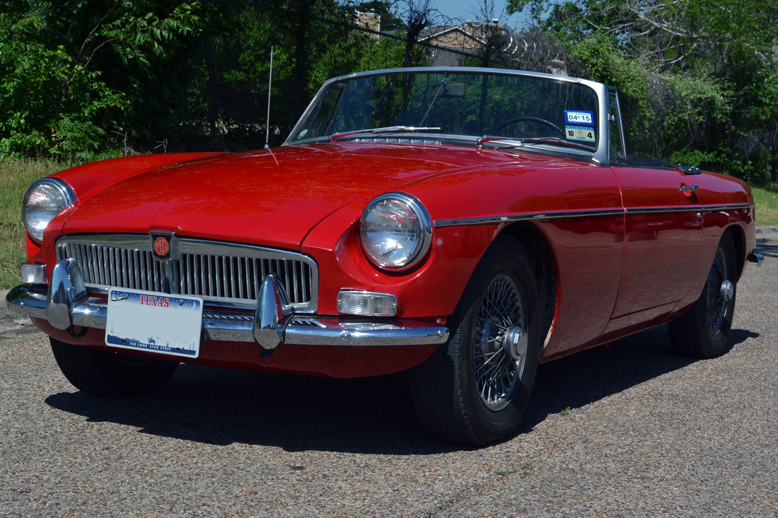SPORTSCAR WAREHOUSE - MGB BUYER'S GUIDE - SPORTS CAR WAREHOUSE